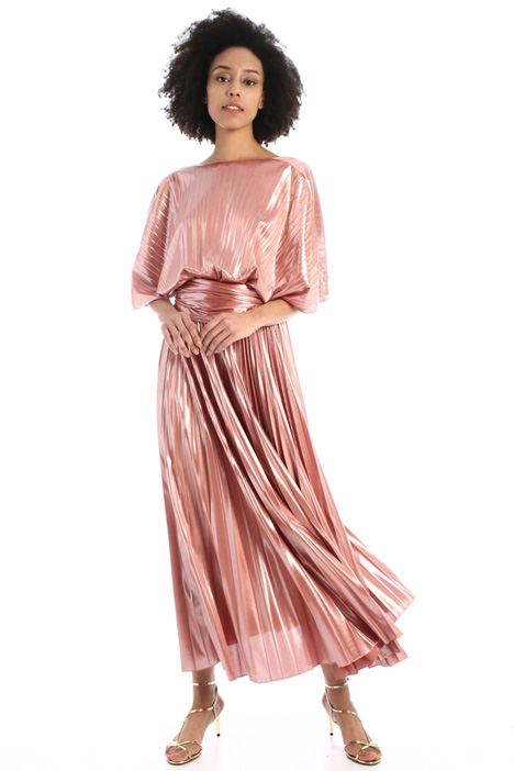 Pleated crossover top  Intrend