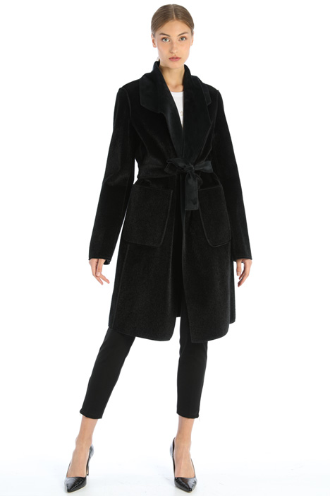 Double-face coat Intrend