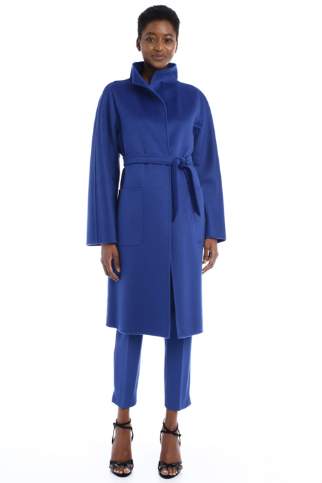 Wrap-up cashmere coat Intrend