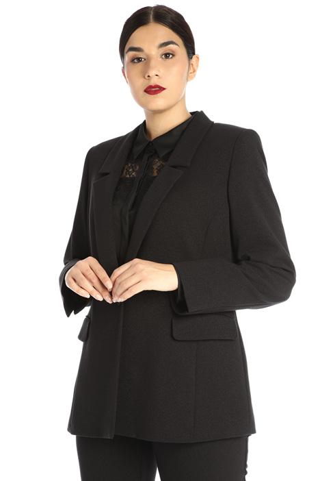 Stretch lurex jacket Intrend