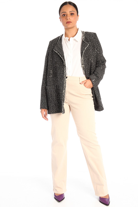 Sequinned jacket Intrend