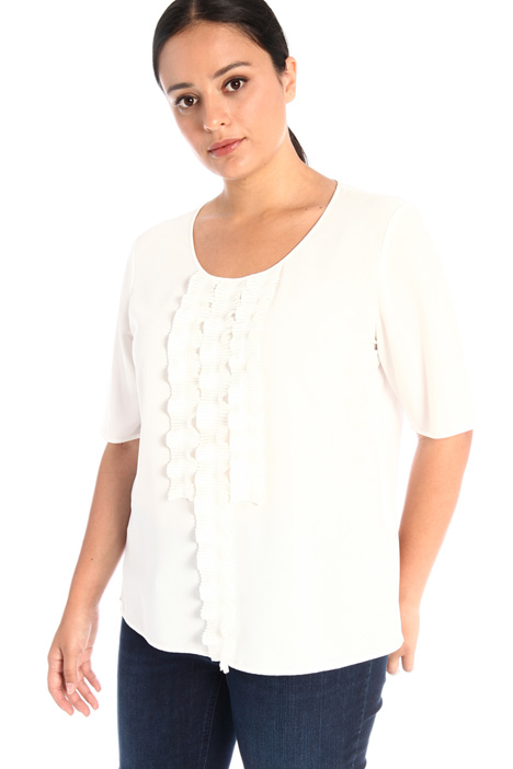 Short sleeved blouse Intrend