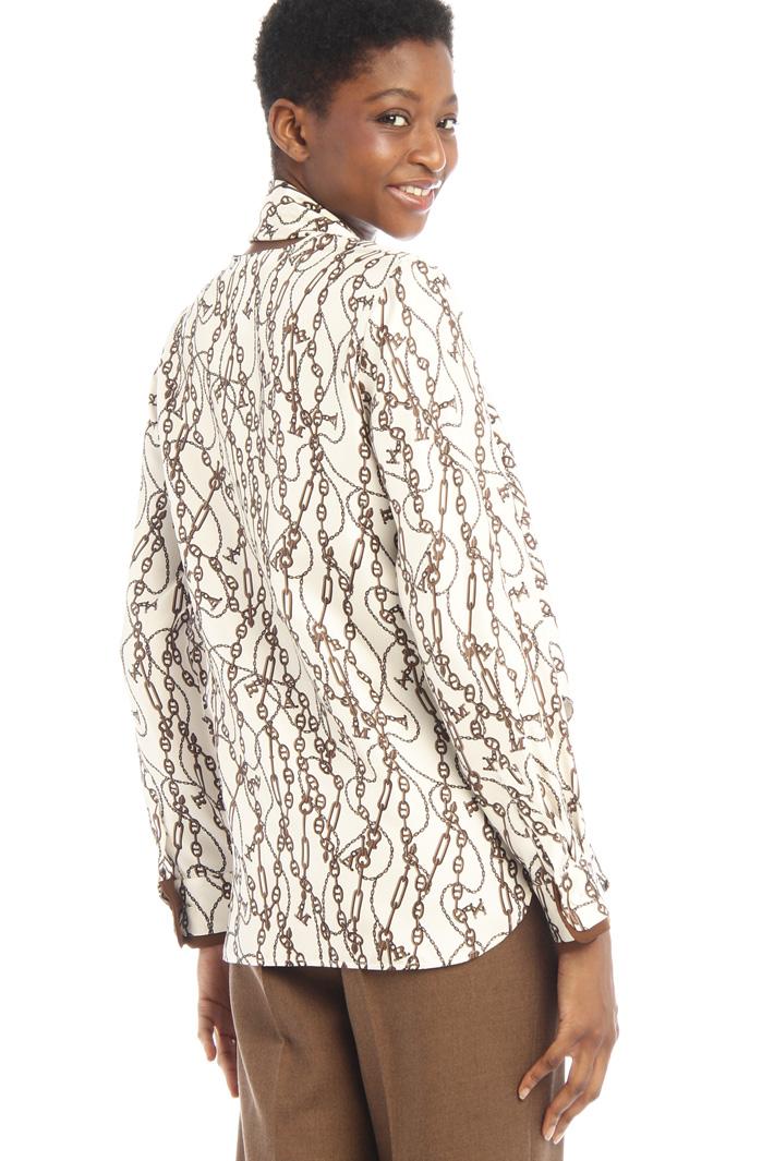 Silk blouse Intrend