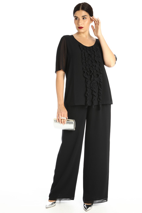Georgette palazzo trousers Intrend