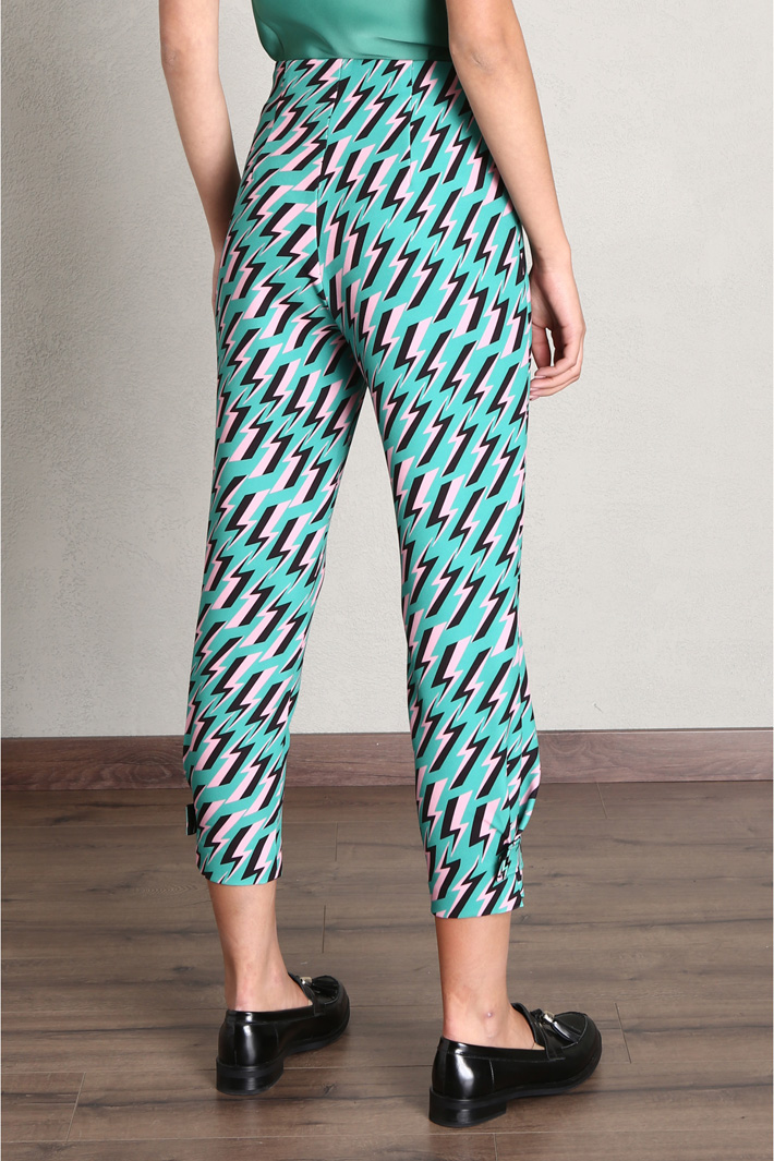 Skinny cady trousers Intrend