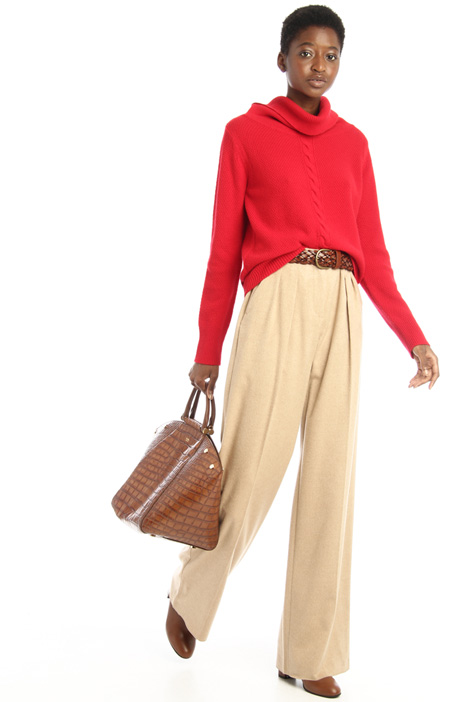 Drap palazzo trousers Intrend