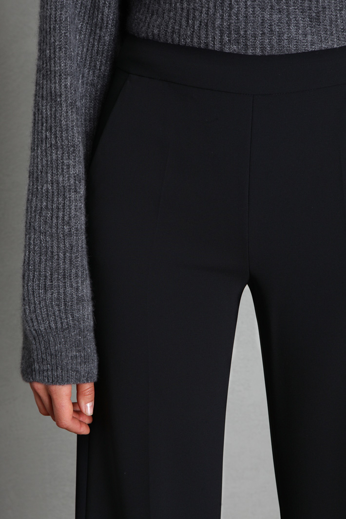 Cady palazzo trousers Intrend