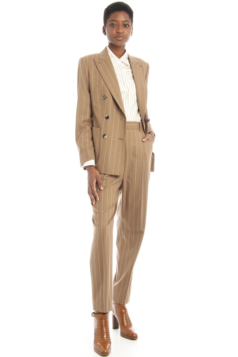 Cashmere carrot trousers Intrend