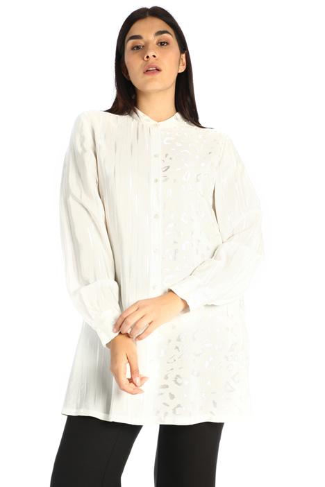 Jacquard blouse Intrend