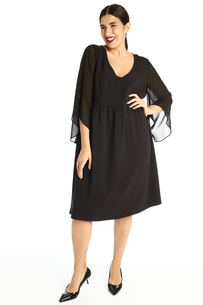 Stretch lurex dress Intrend