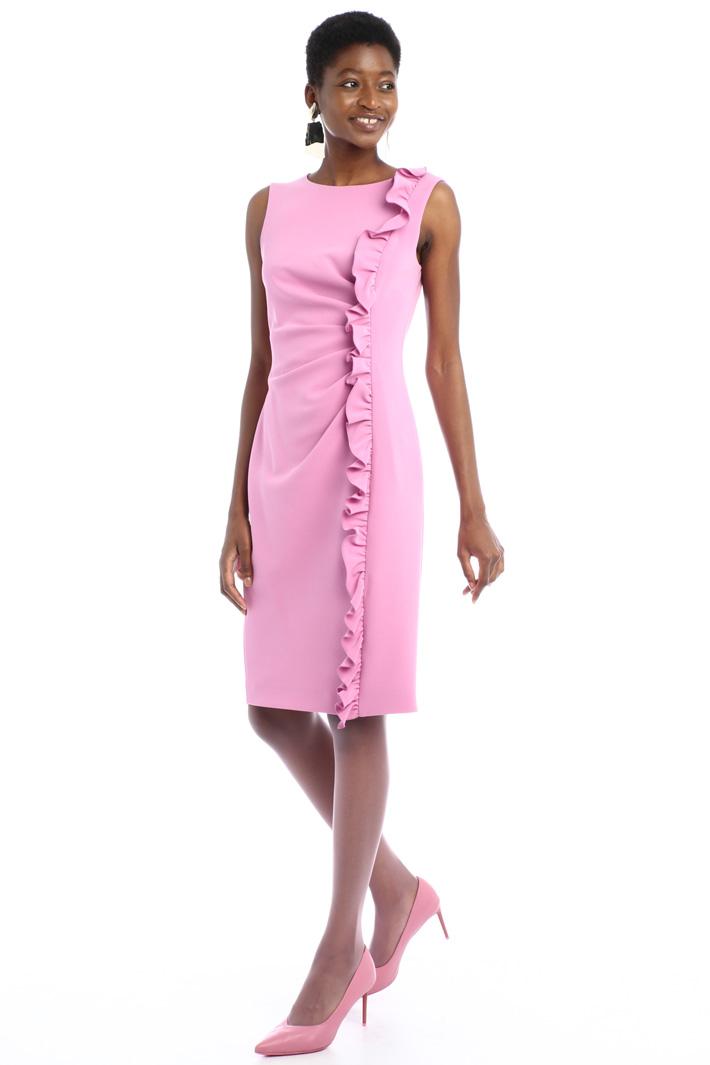 Cady sheath dress Intrend
