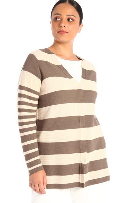 Wool blend cardigan Intrend