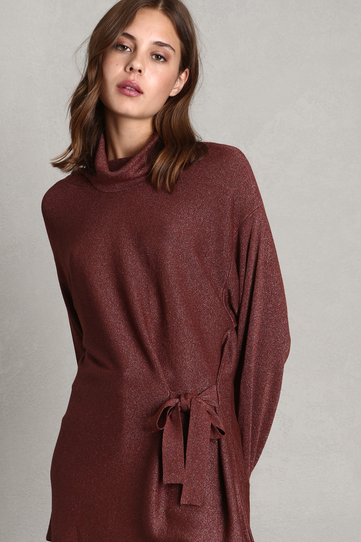 Bow-detailed sweater Intrend