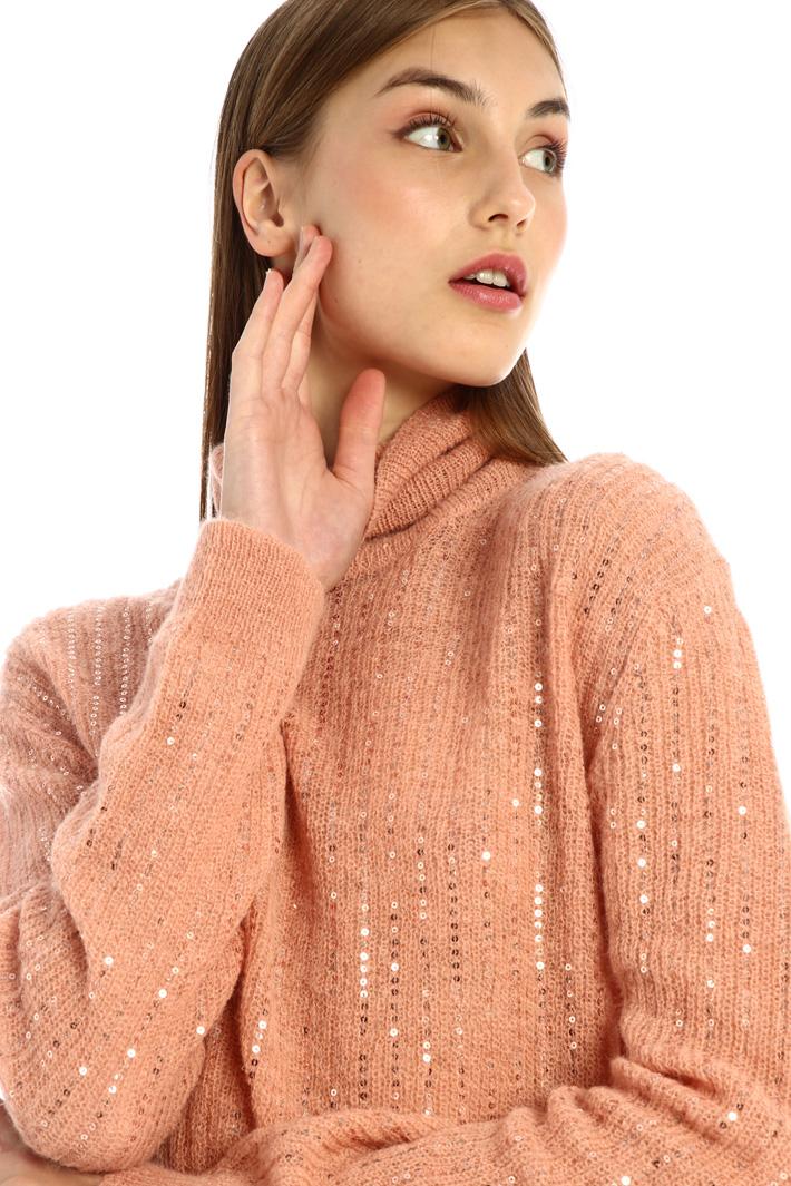 Alpaca wool sweater Intrend