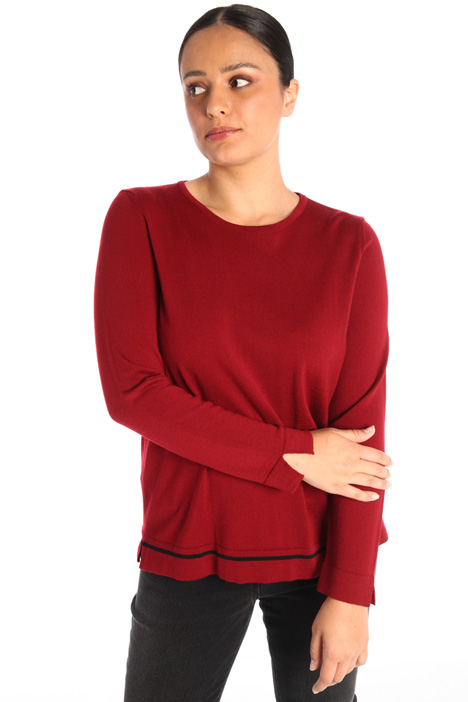 Pure wool sweater Intrend