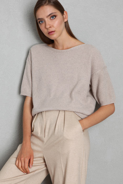 Cashmere and cotton sweater Intrend
