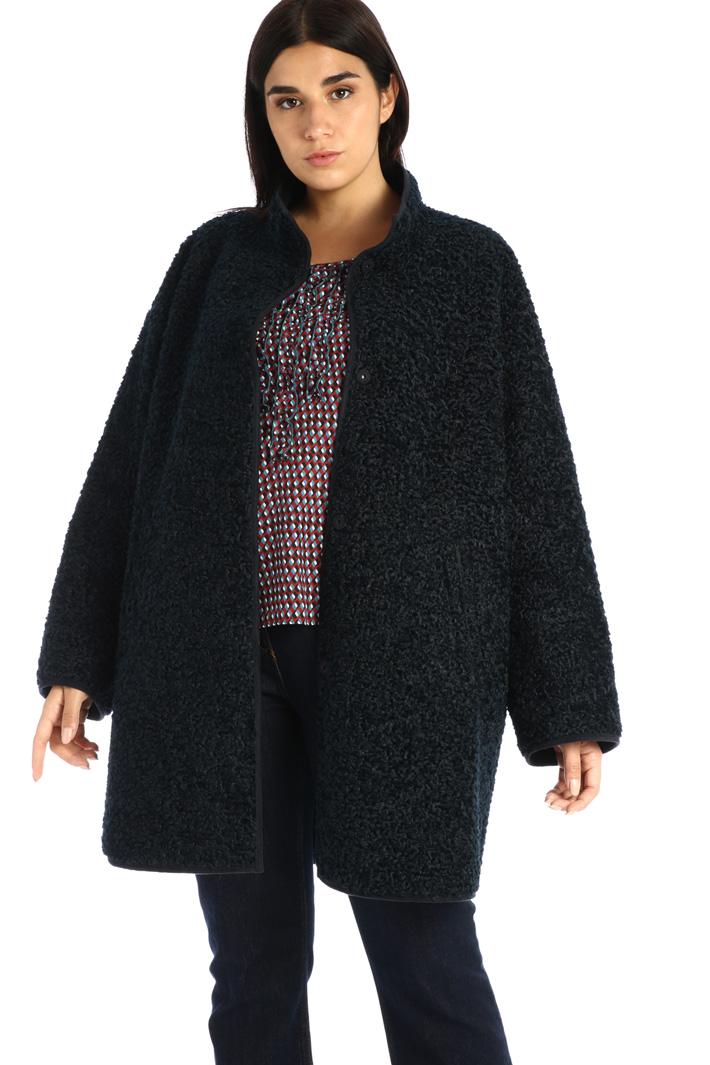 Reversible sheepskin coat Intrend