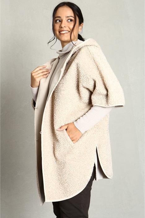 Reversible coat  Intrend