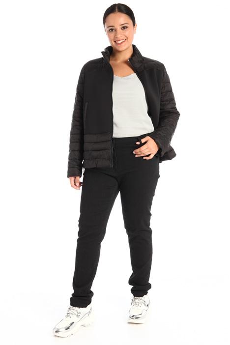 Nylon padded jacket Intrend