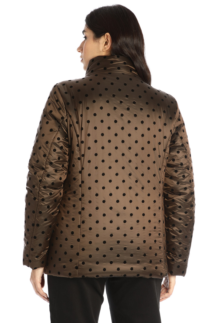 Printed puffer Intrend