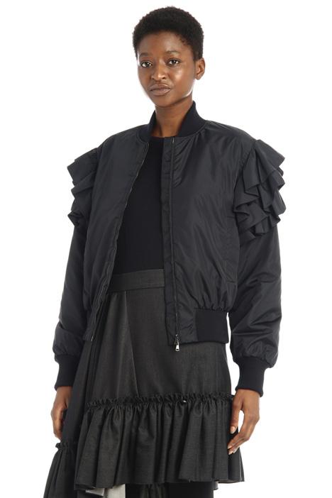 Taffeta bomber jacket Intrend