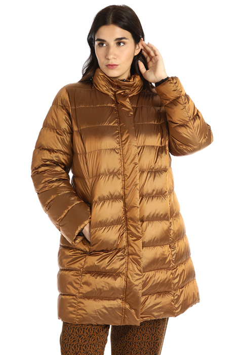Quilted down jacket Intrend