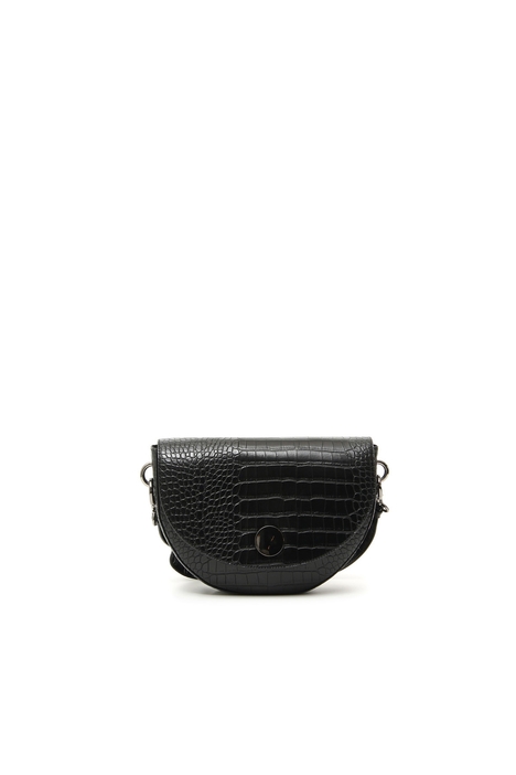 Bag with crocodile print Intrend