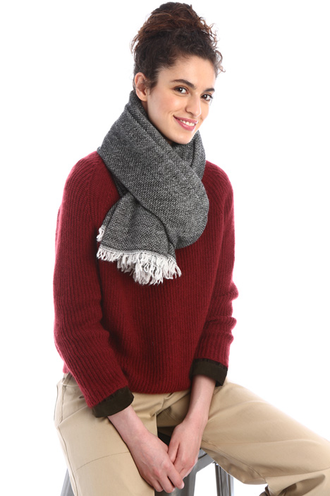 Wool and alpaca stole Intrend