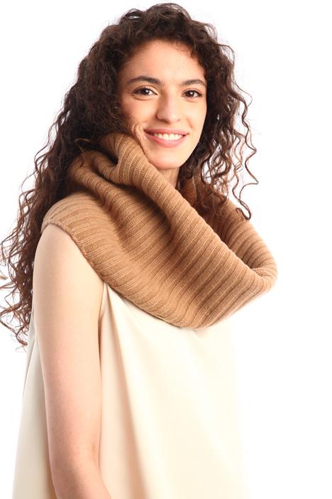 Collo in lana e cachemire Intrend