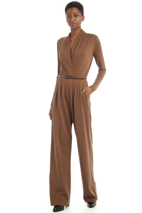 Compact jersey jumpsuit Intrend