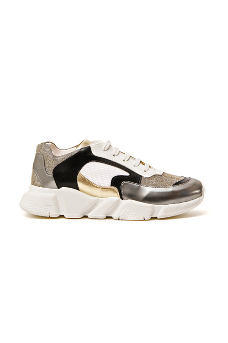 Colour block sneakers Intrend