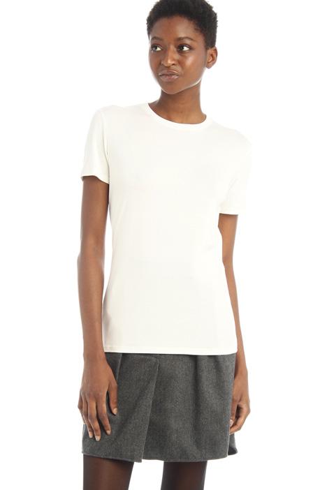 T-shirt in jersey leggero Intrend