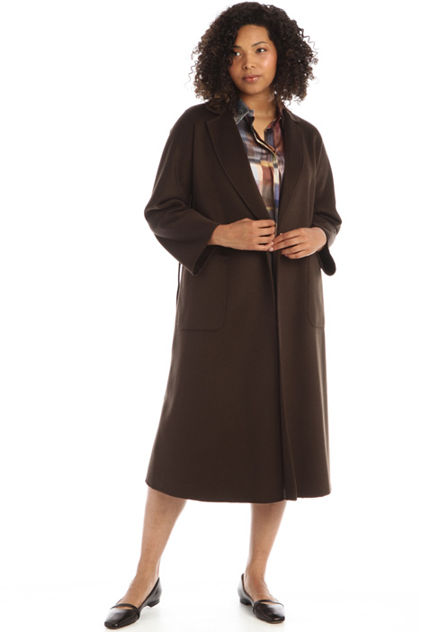 Double-sided wool coat Intrend