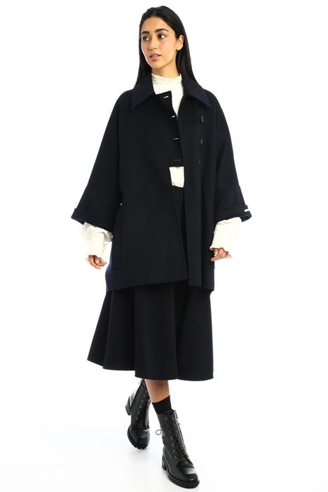 Oversize drap coat Intrend