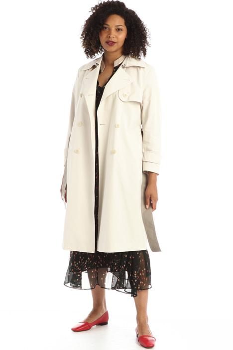 Gabardine raincoat Intrend