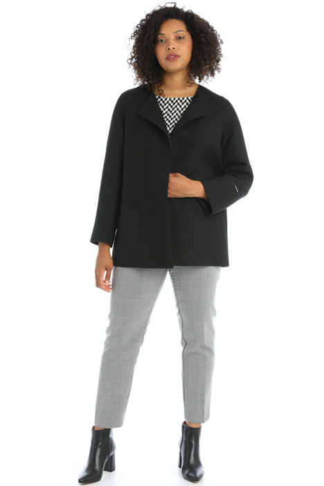 Wool gabardine jacket Intrend