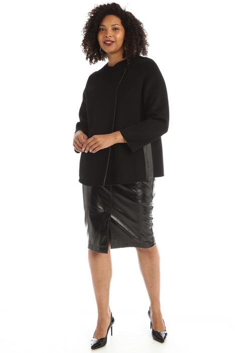 Reversible wool jacket Intrend