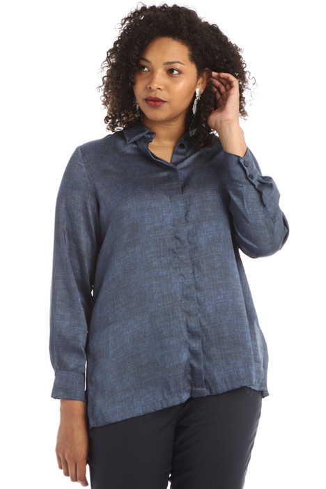 Twill blouse  Intrend