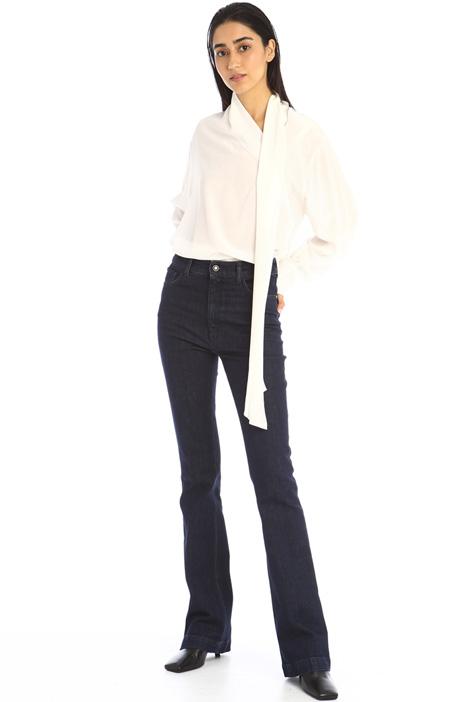 Flared denim jeans Intrend
