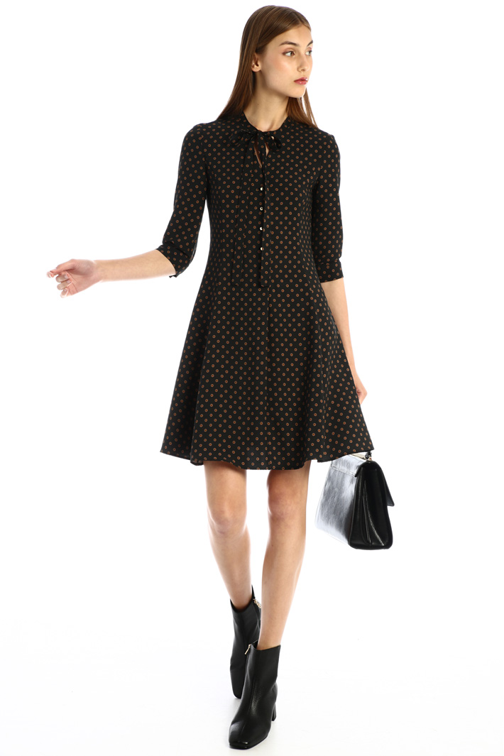 Sable chemisier dress Intrend