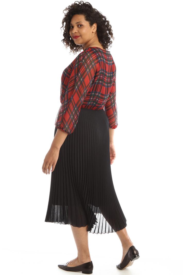 Crepon dress Intrend