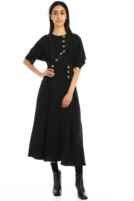 Fit and flare cady dress Intrend