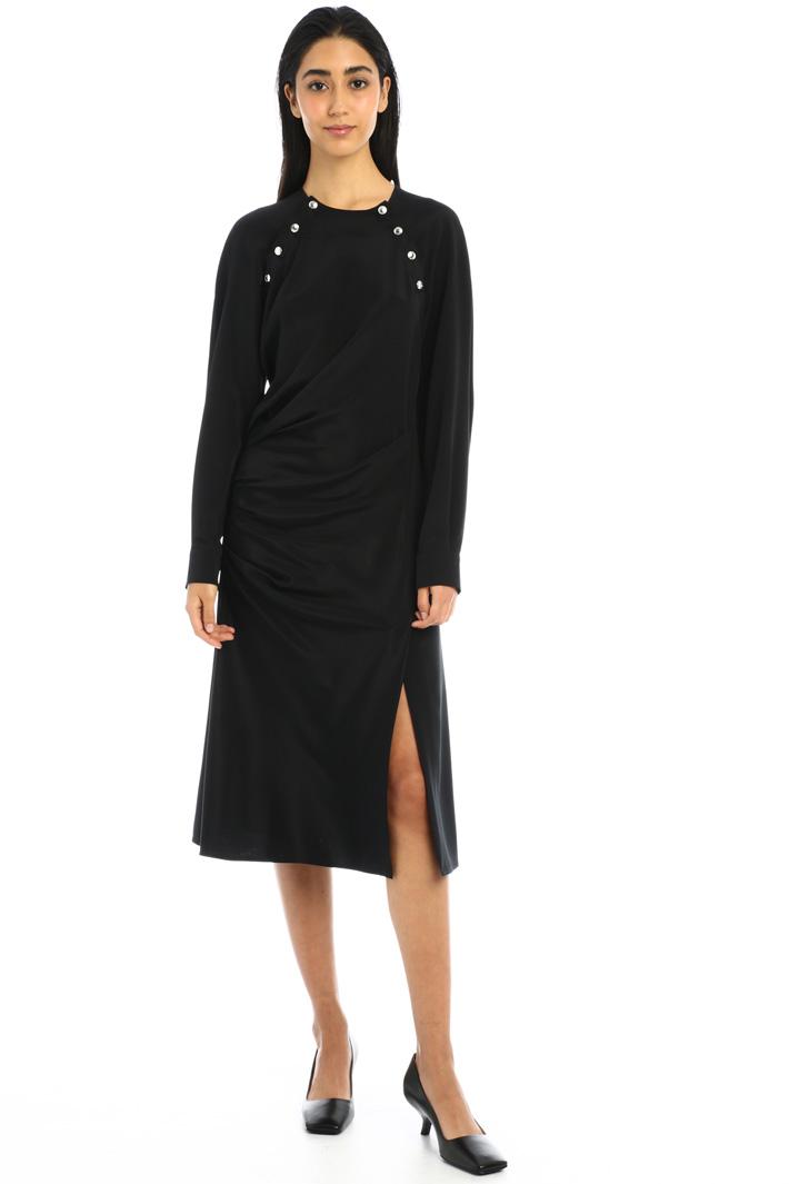 Silk cady dress Intrend