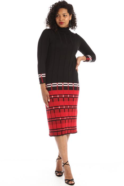 Wool blend dress Intrend