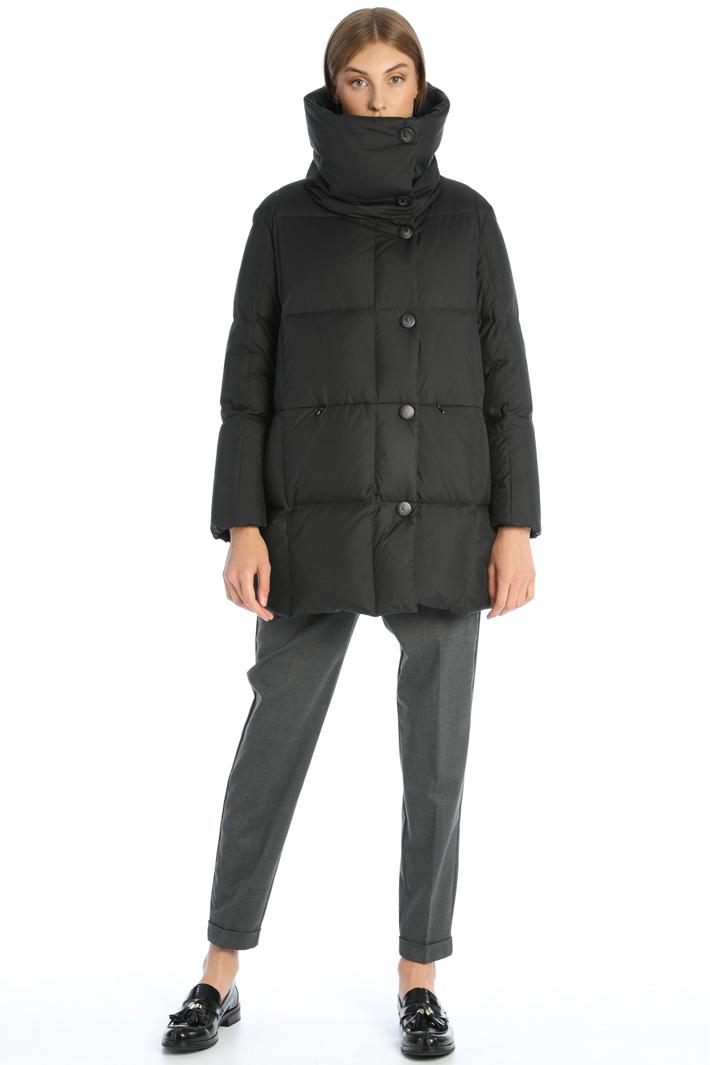 Matt down coat Intrend