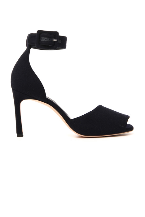 Wool jersey sandals Intrend