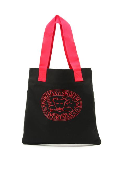 Cotton canvas shopper bag Intrend