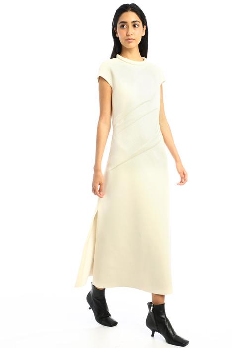Wool cloth dress Intrend
