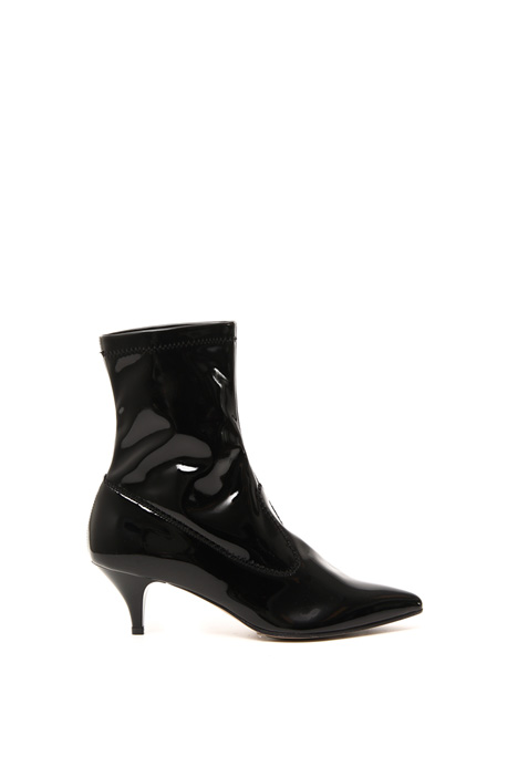 Patent leather ankle boots Intrend