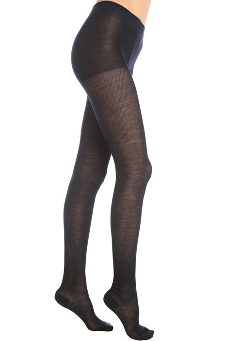Ribbed wool tights Intrend